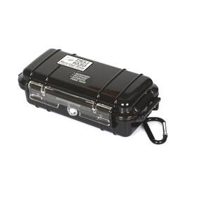 Peli MicroCase 1030 Kist & Opbergbox zwart